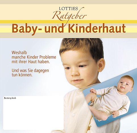 Ratgeber Baby- und Kinderhaut