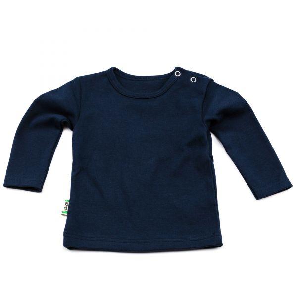 "Baby-Shirt ""Marine uni"" Marine uni 50/56"