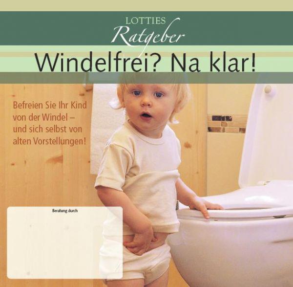 """Ratgeber """"Windelfrei? Na klar!"""""""