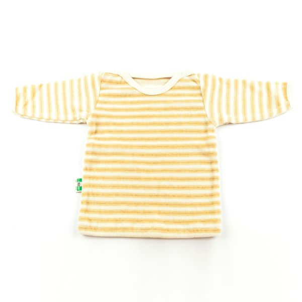 "Baby-Shirt ""Nicki gestreift"""