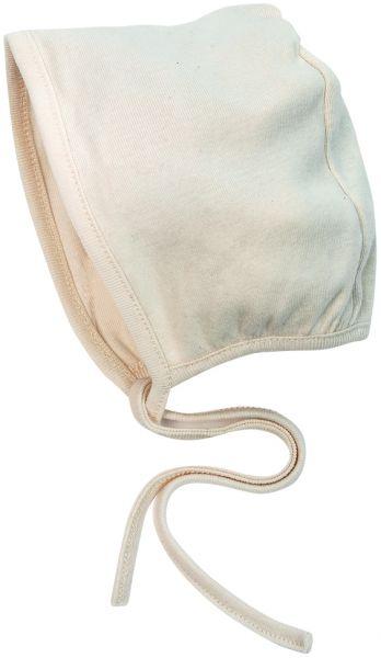 BIO Häubchen aus Wolle und Seide für Babys