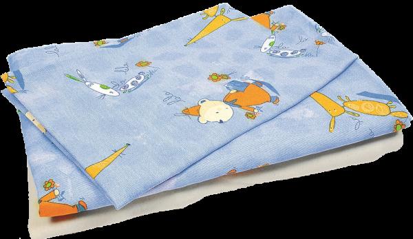 Kinder Bettwäscheset Cielo aus Baumwolle