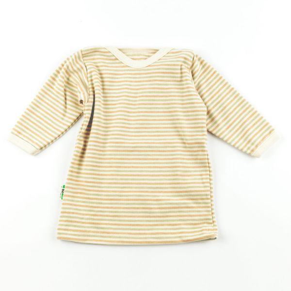 "Baby-Shirt ""Interlock Ringel"""