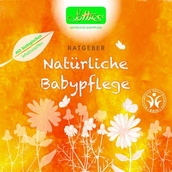 Ratgeber Natürliche Babypflege