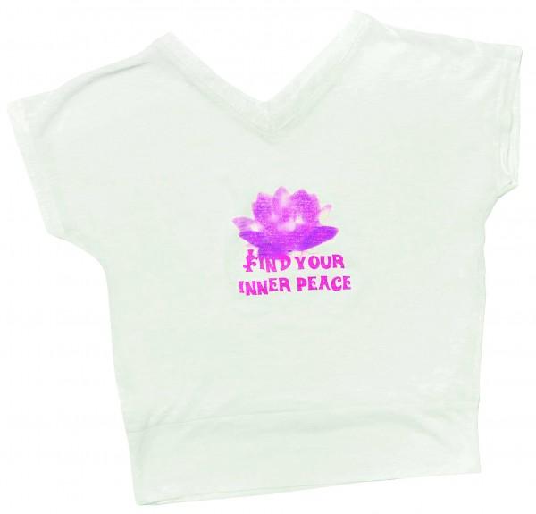 BIO Shirt kurzarm für Damen